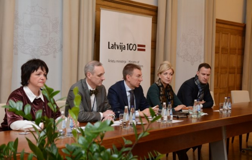 Photo: Ministry of Foreign Affairs of Latvia