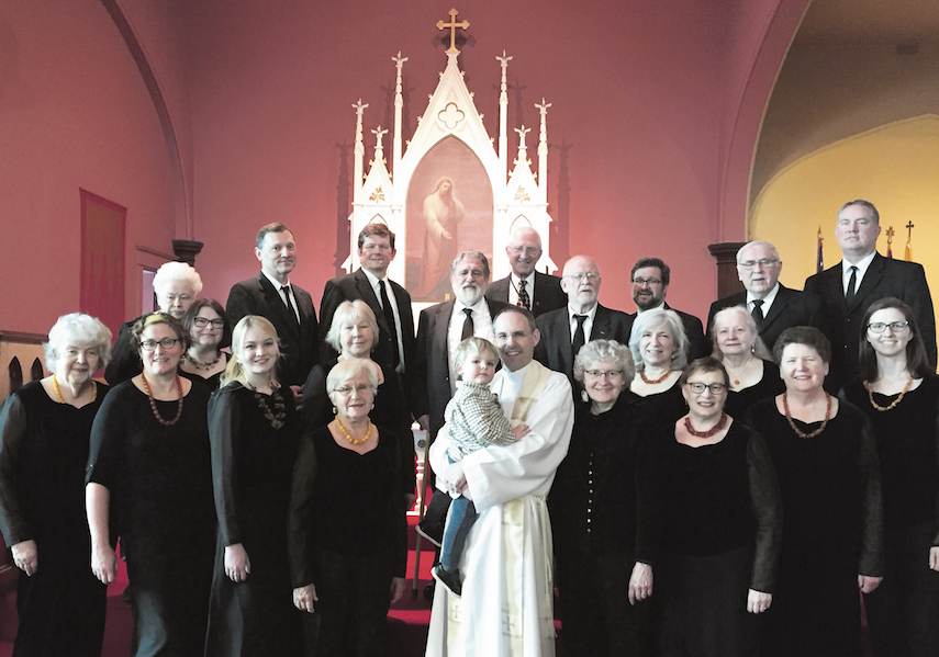 A jubilant Latvian community in Minneapolis makes church more accessible