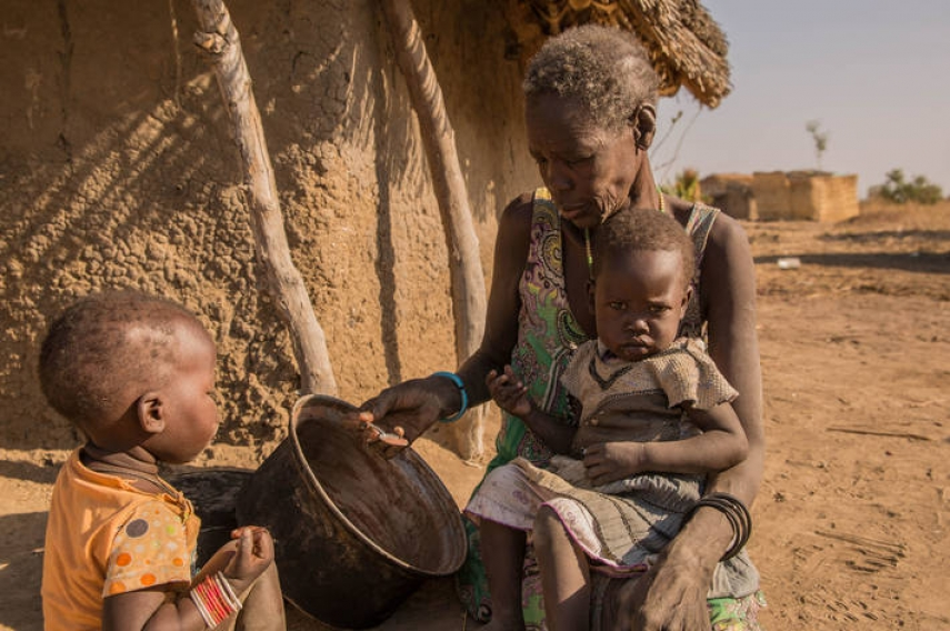 Global Report on Food Crises: acute hunger still affecting