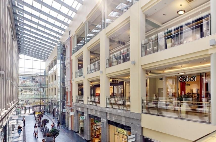 e0e7730ad39 Baltic Horizon Fund closes acquisition of Galerija Centrs shopping center  in Riga