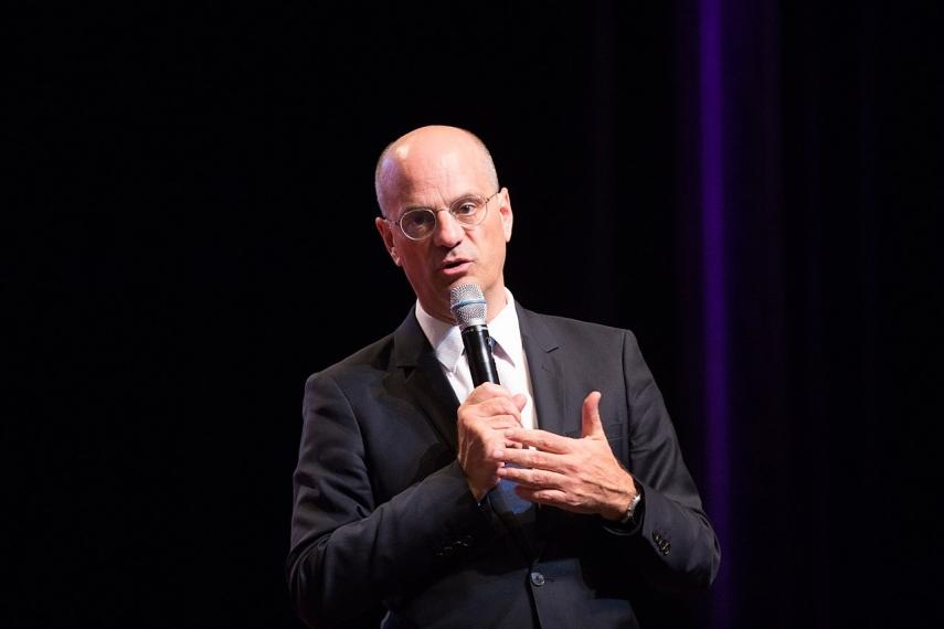 Photo: Jérémy Barande