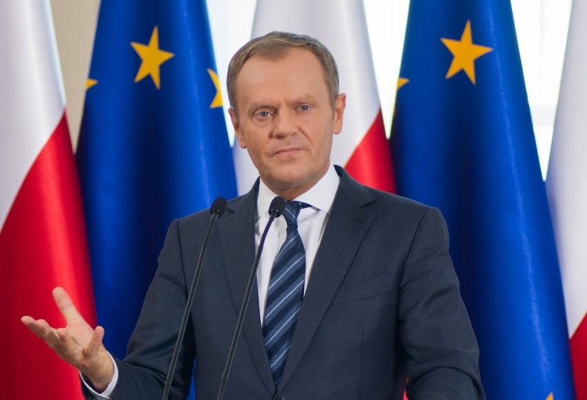 Tusk dismisses doubts about need for EU enlargement