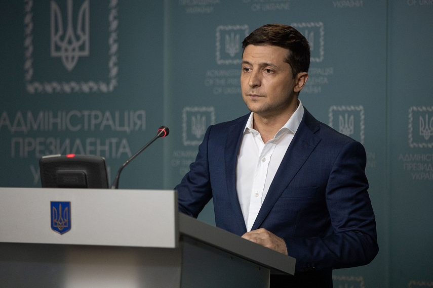 Photo: The Presidential Office of Ukraine