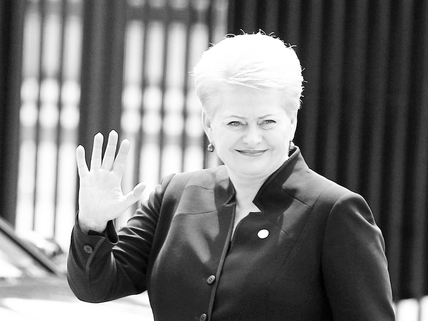 Former Lithuanian president Grybauskaite's diplomacy behind-the-scenes: ten unreported moments