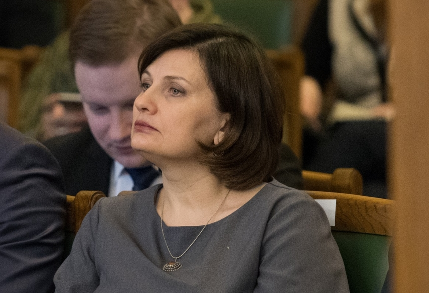 Photo: Saeima