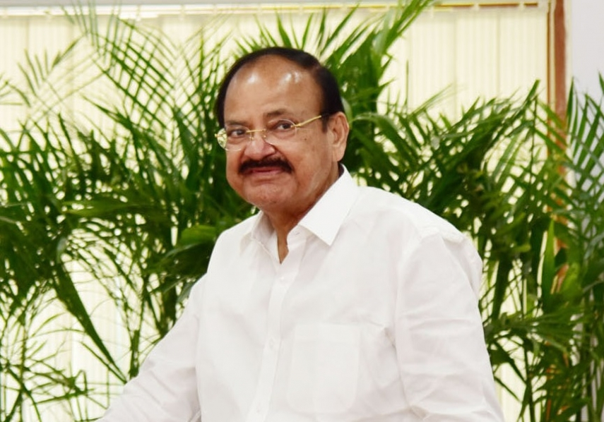 India's Vice President Venkaiah Naidu to visit Latvia