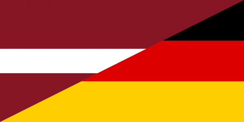 Levits praises good relations between Latvia and Germany
