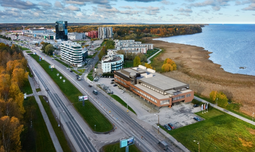 Four million euros to be invested in the reconstruction of Rocca Business Centre in Tallinn