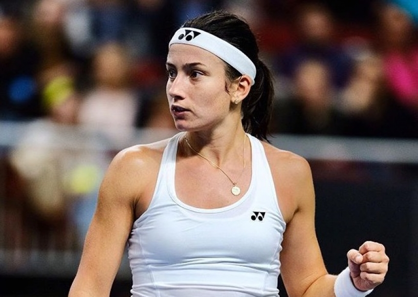 Sevastova knocked out of U.S. Open