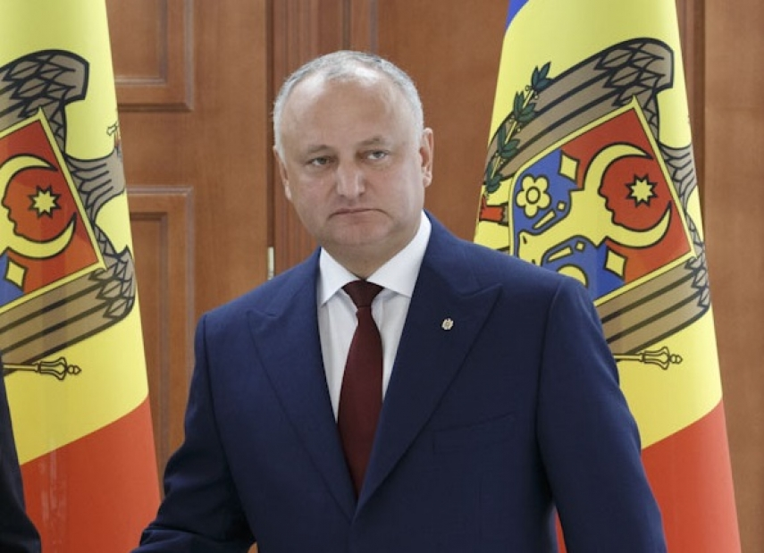 Moldovan president to meet with EC, EU, European Parliament leadership in Brussels