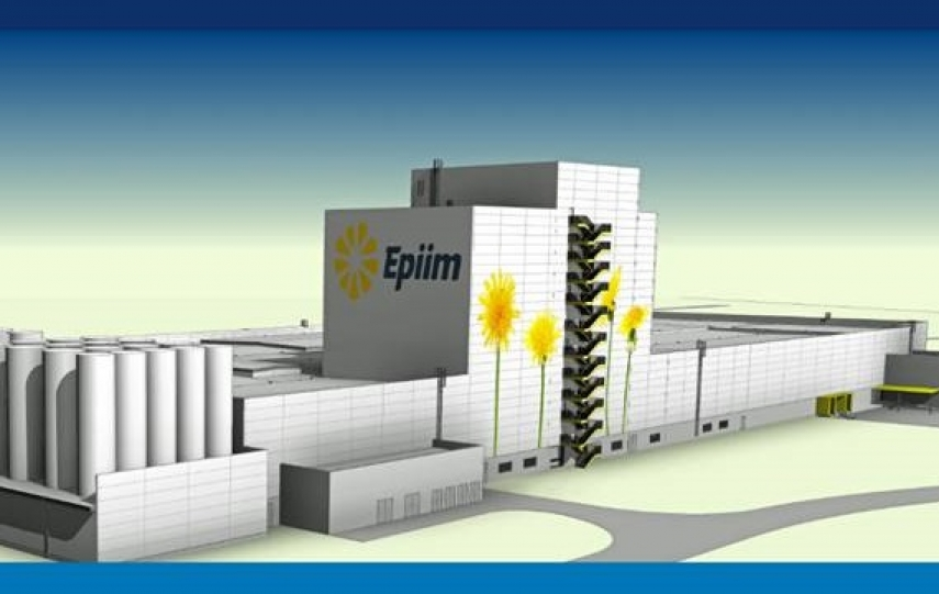 E-piim and Nordecon entered into a contract for constructing dairy buildings in Paide