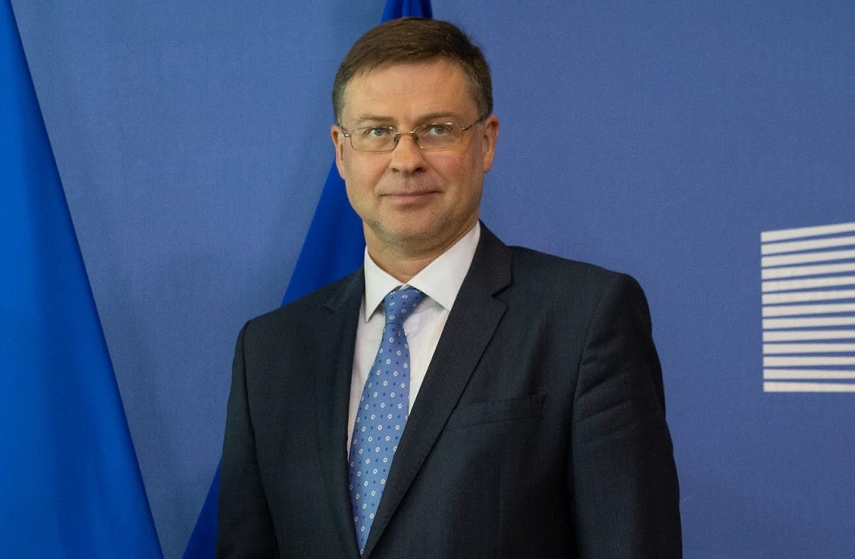 Dombrovskis nominated for executive vice-president of von der Leyen's European Commission