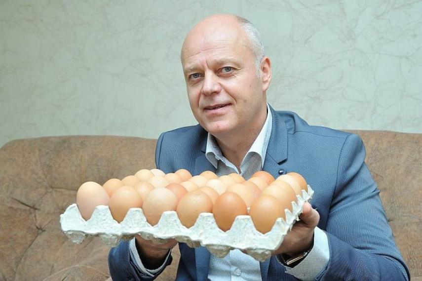 Photo: Arnis Veinbergs, Gallusman CEO