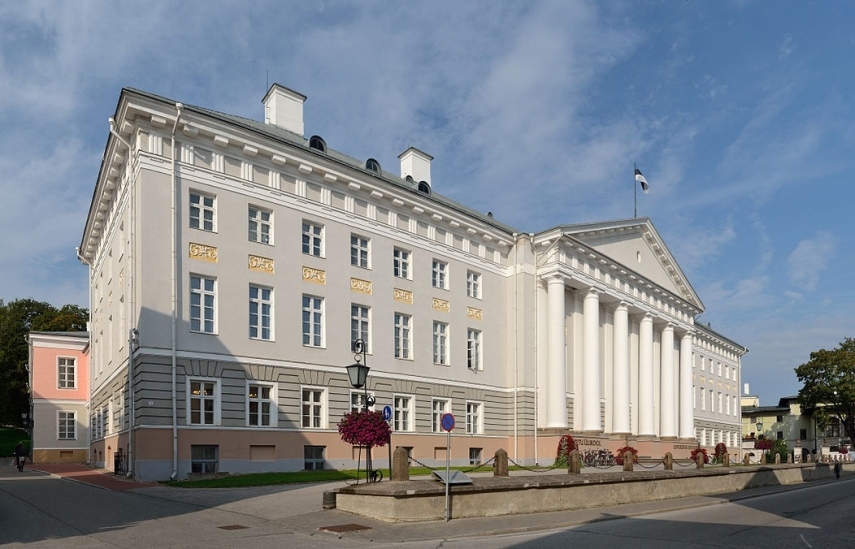 University of Tartu maintains a high position in tough competition with the world's best universities
