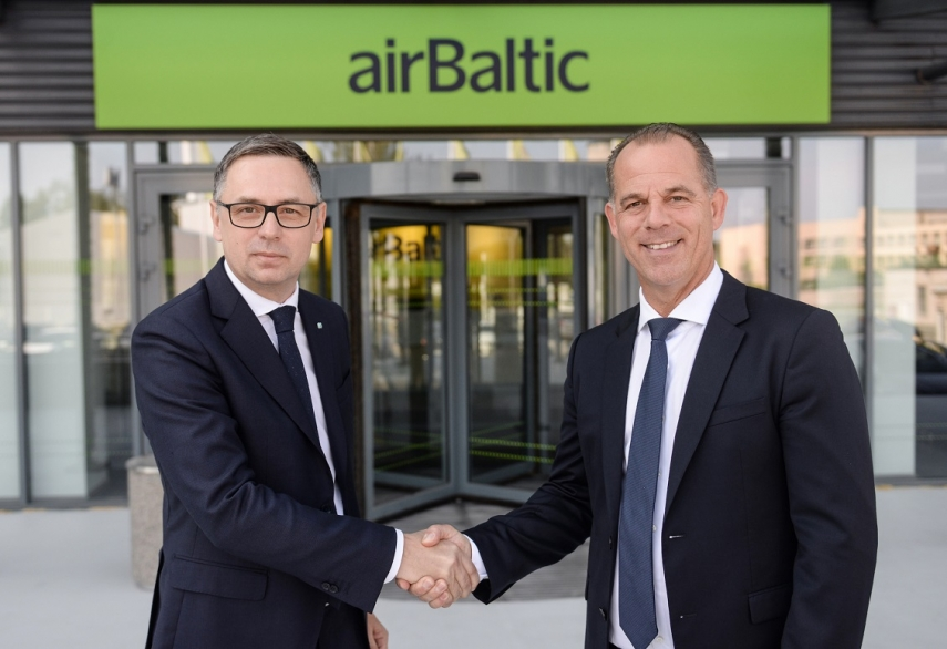 airBaltic and Tez Tour Latvija launch charter flights to Egypt
