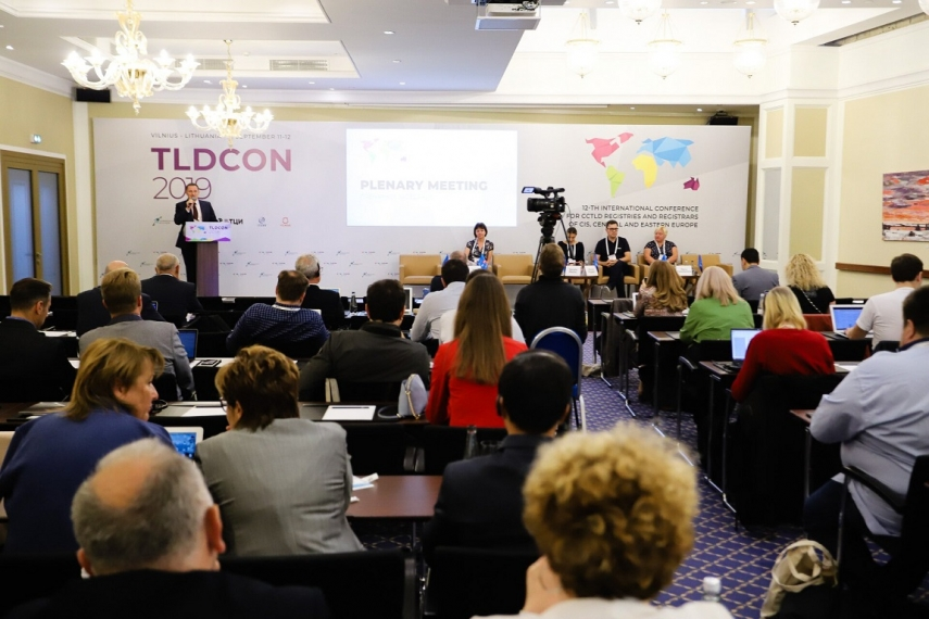 TLDCON 2019: Collaboration, security and forecasts