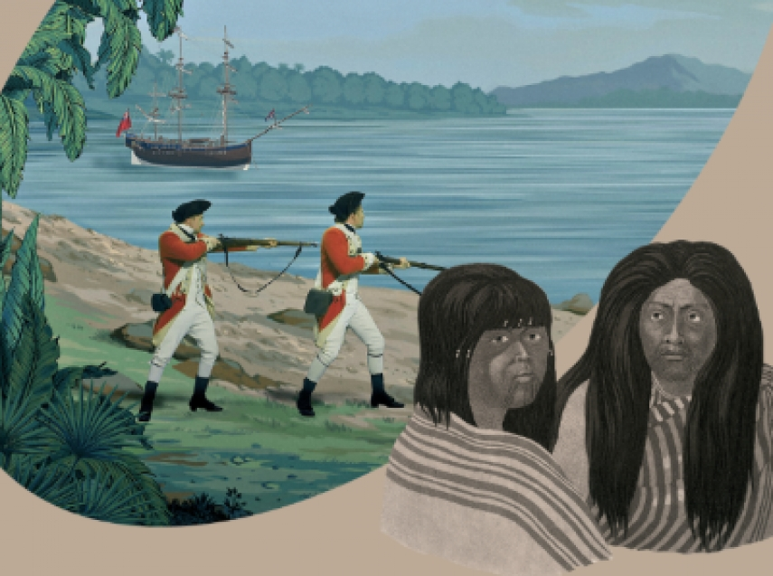 The Kumu exhibition The Conqueror's Eye encourages us to think about stereotypes and colonialism