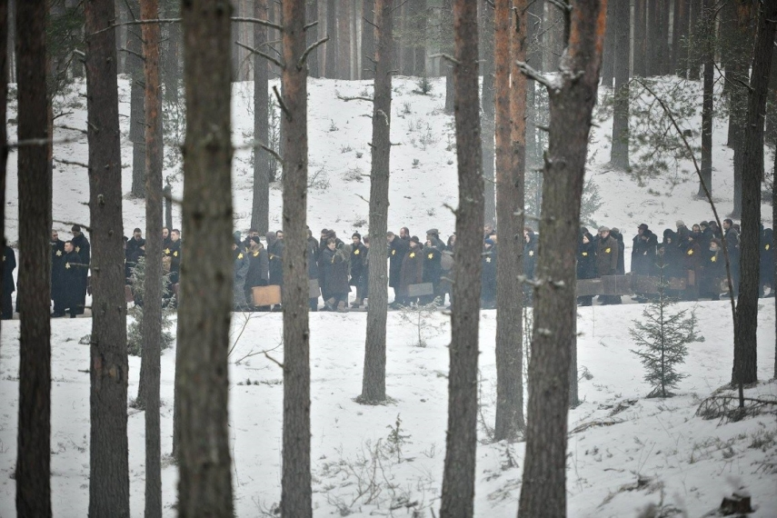 Latvia Submits Holocaust story The Mover for the Oscars