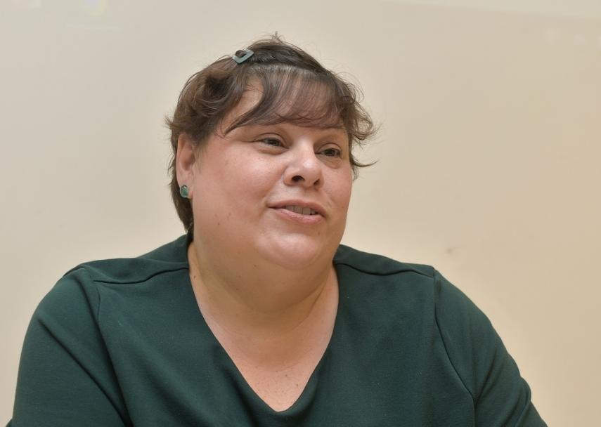 VILNIUS-based Lecturer Schimmels has Native American Indian blood