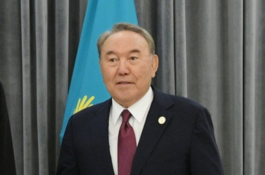 Nazarbayev believes EAEU, EU, SCO to become parts of one integration network one day