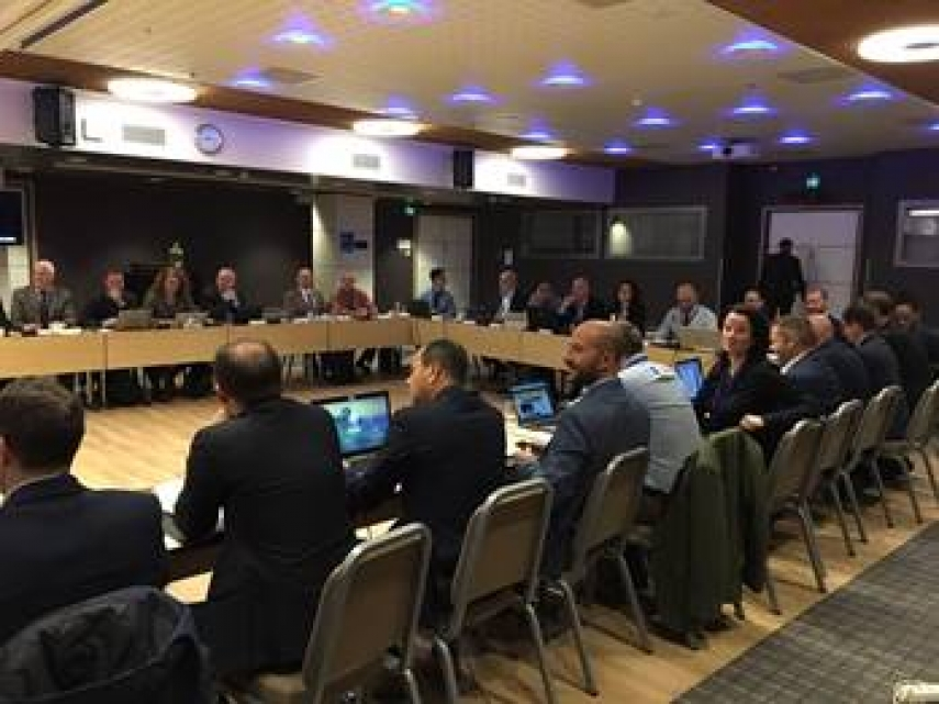 The Annual Conference for NATO Cyberspace Operations Education and Training convenes in Tallinn