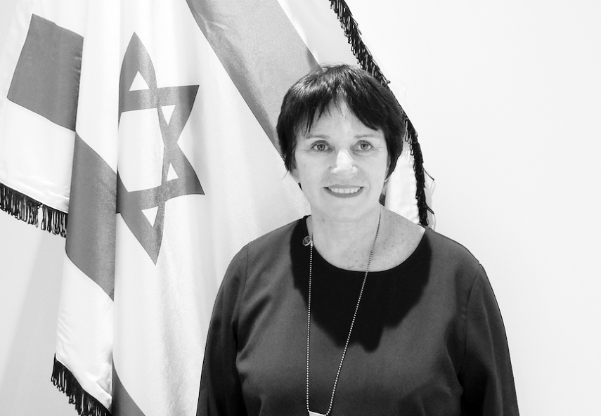 "Israel's new ambassador to Latvia: ""I have not encountered anti-Semitism here"""