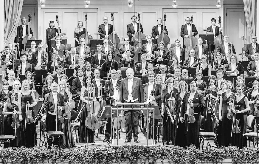 Taking the Estonian National Symphony Orchestra internationally