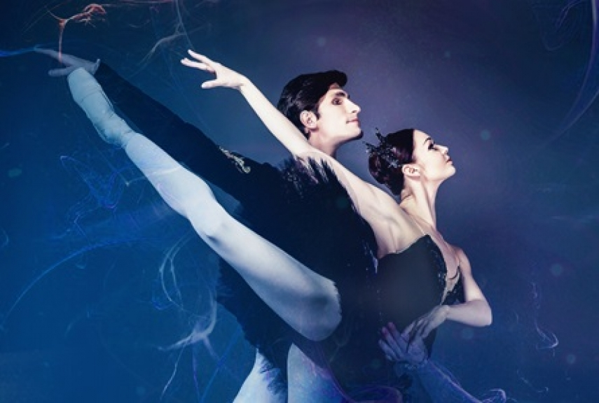 "For the first time in Estonia! The world famous classical ballet - ""Royal Russian ballet"""