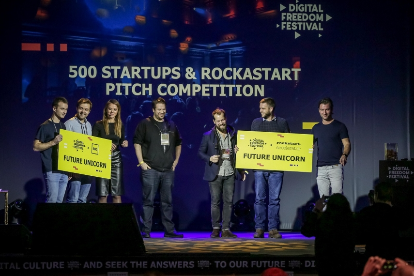 Digital Freedom Festival Searches For Top Startups with Leading Global Accelerators 500 Startups and Rockstart