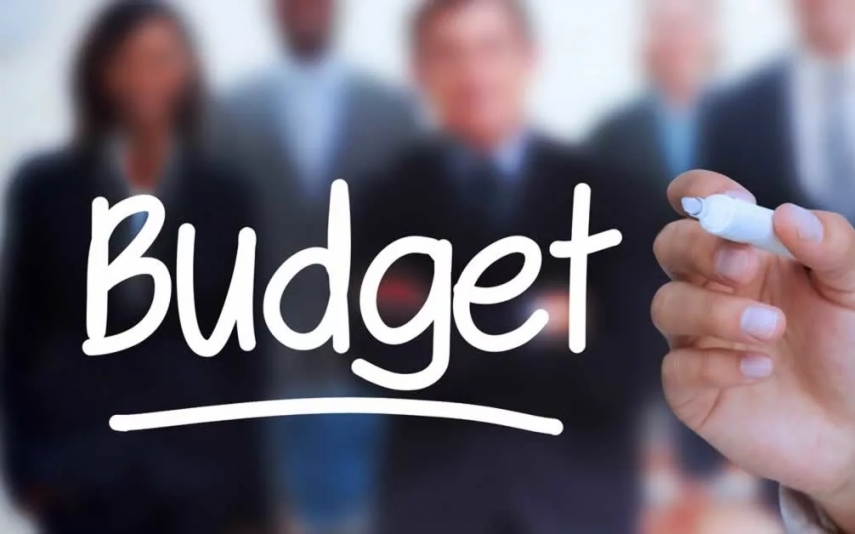 2020 budget revenue projected at EUR 9.89 billion, spending at EUR 10 billion