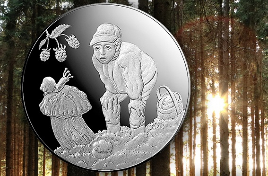 Latvijas Banka is issuing a collector coin