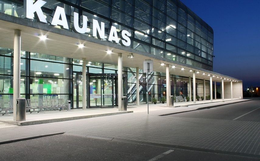 MAAS Aviation Commits to Construct and Operate Aircraft Paint Shops at Kaunas Airport, Lithuania