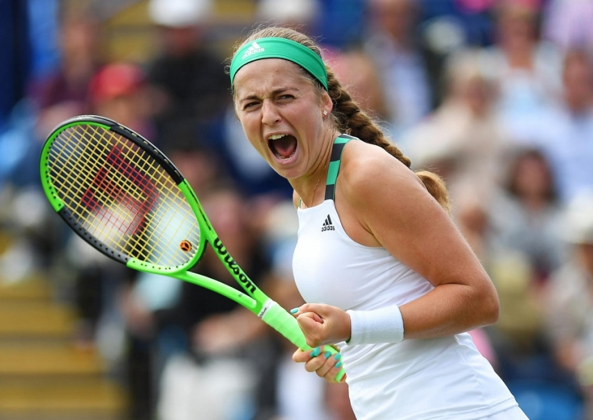 Ostapenko wins 3rd WTA title in her career at Luxembourg Open