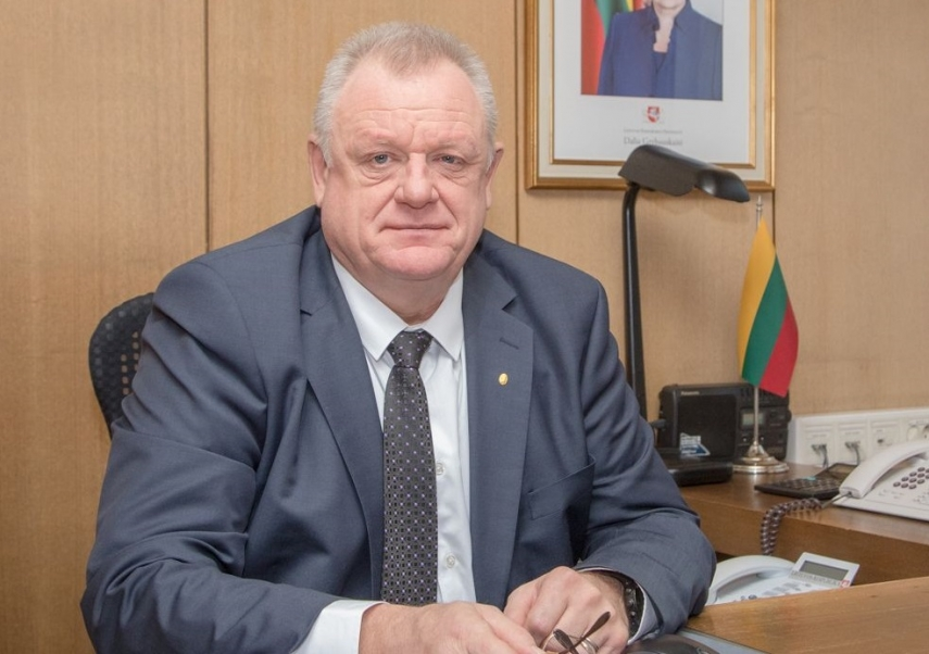Govt Chancellor Stoncaitis to lead Lithuania's delegation to China