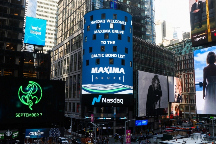 Maxima Grupe's BB+ credit rating affirmed