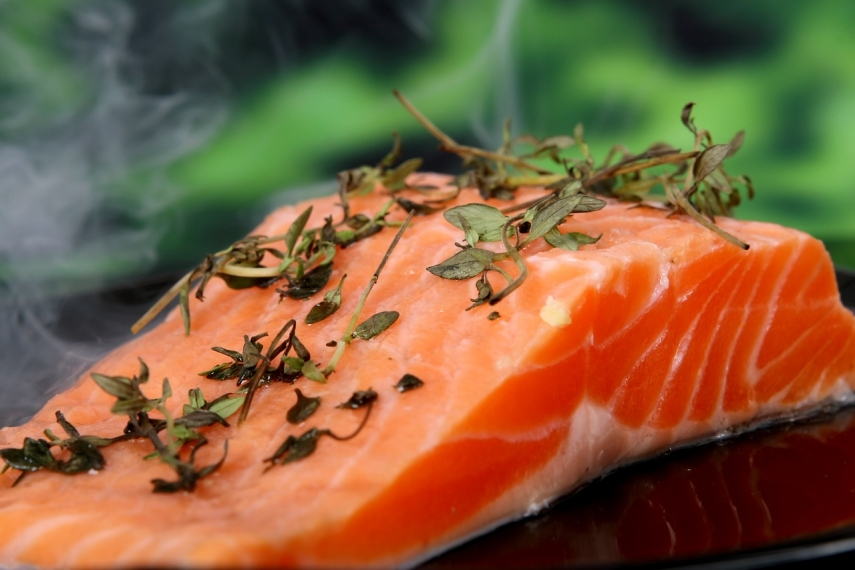 Estonian salmon, rainbow trout allowed onto Chinese market