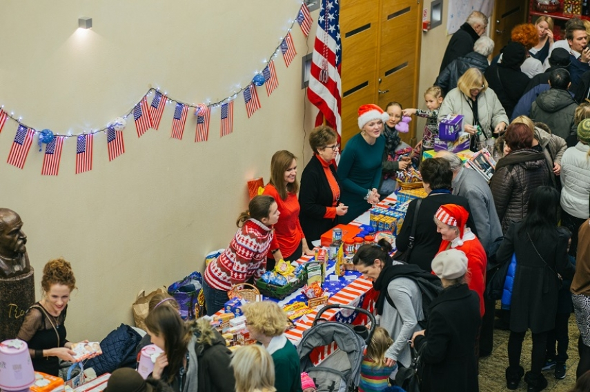 IWCR CHARITY BAZAAR returns for 23rd annual event
