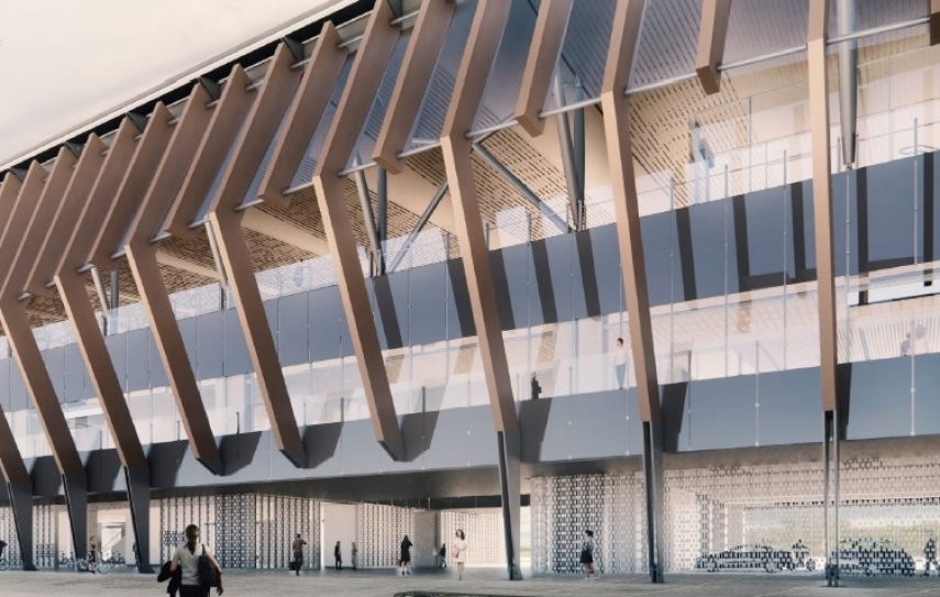 International tender announced for the construction of Rail Baltica station and related infrastructure in Riga International Airport
