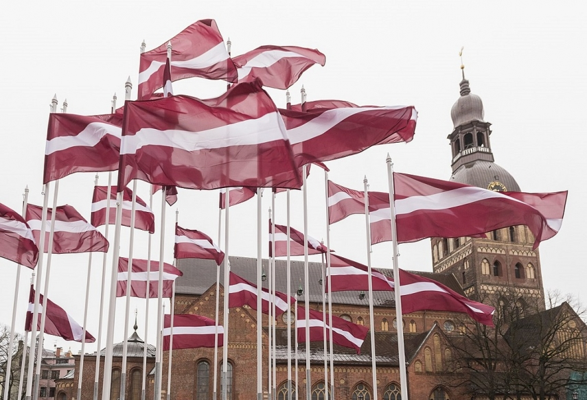 Commemorative events, concerts to mark Lacplesis Day in Latvia