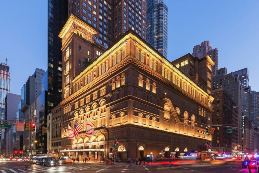 Fundraising event for Latvian National Opera and Ballet to be held at New York's Carnegie Hall