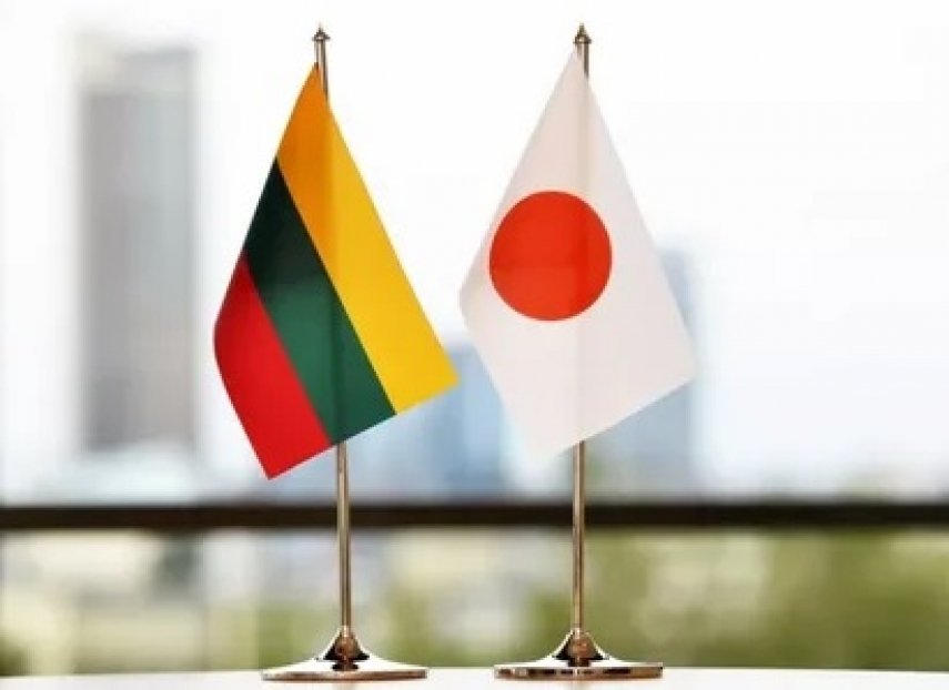 Lithuanian president, Japanese business delegation to discuss investment opportunities