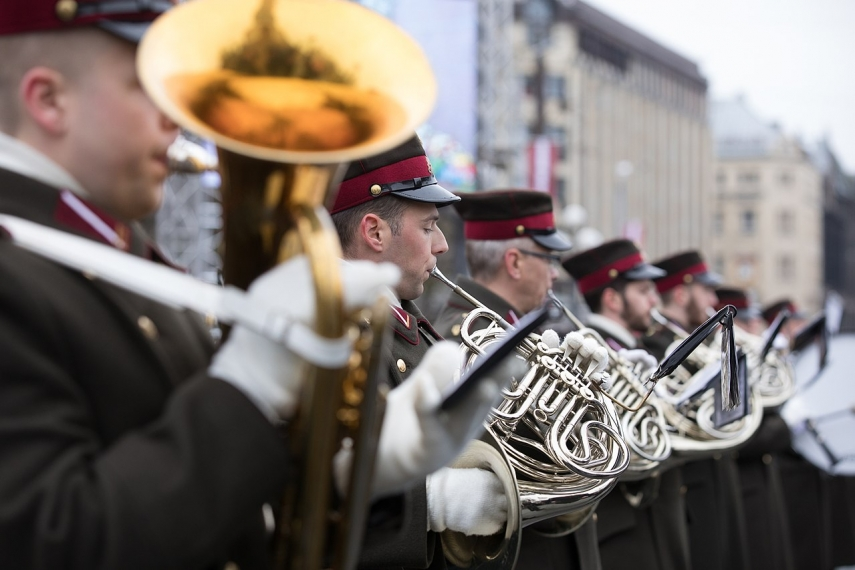 Riga to mark November 18 Independence Day with festive events, concerts, fireworks