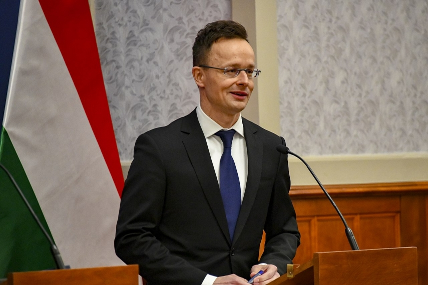 Estonian formin to meet with Hungarian counterpart in Budapest