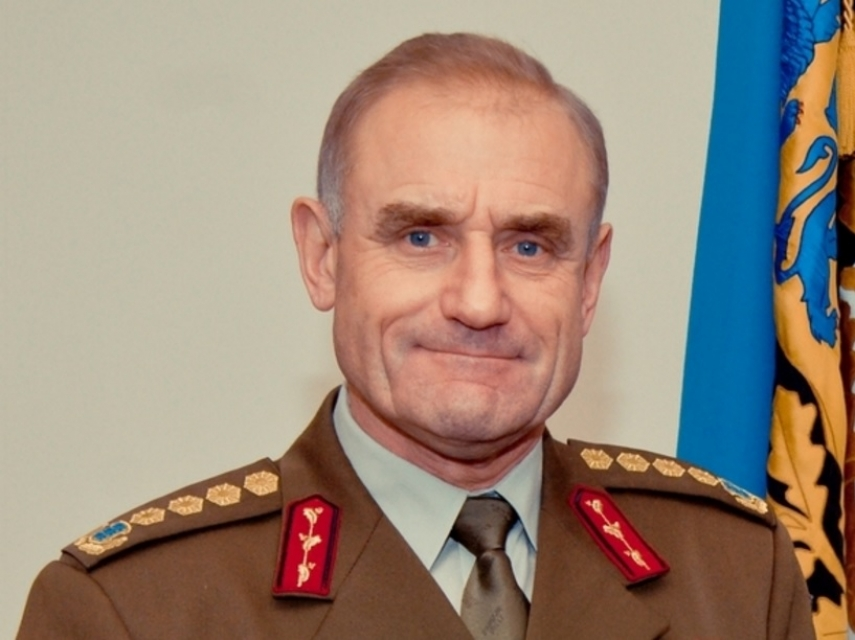 Russian embassy suggests former Estonian defense chief 'get out of tank' after interview to Latvian TV