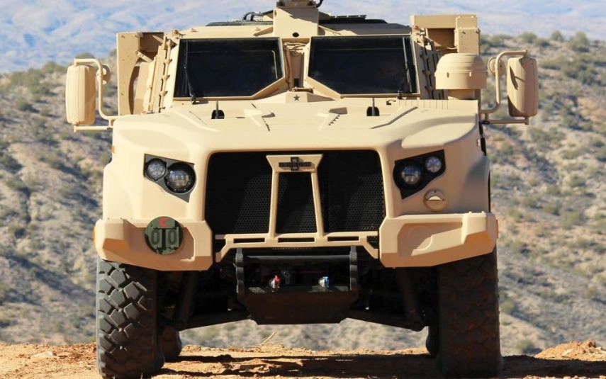 Lithuania signs EUR 145 mln deal to buy 200 Joint Light Tactical Vehicles from US