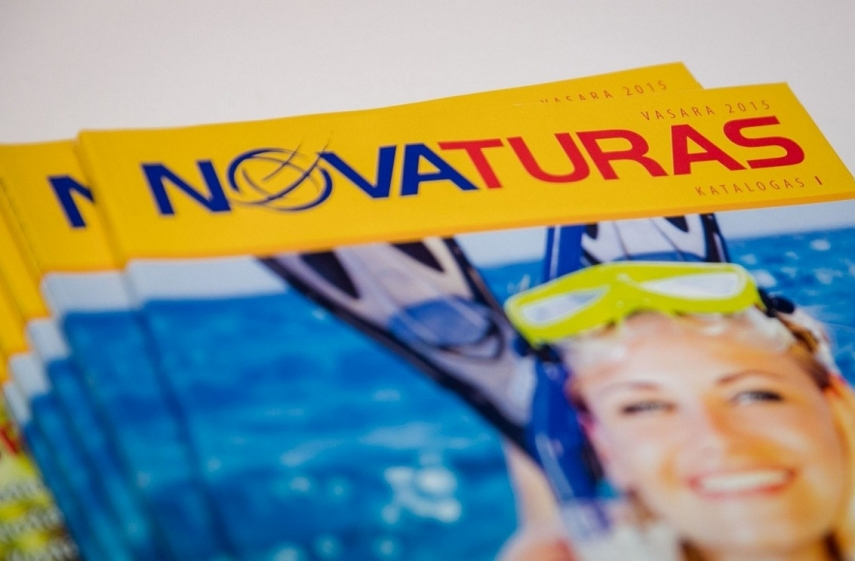 Novaturas' main shareholder to sell a stake in Lithuanian tour operator