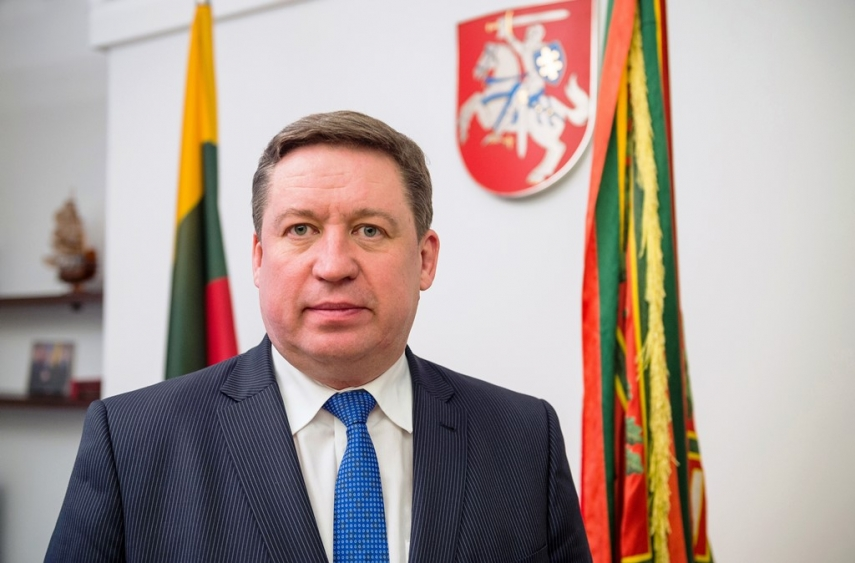 People have misconception about defense funding, Lithuanian defmin says
