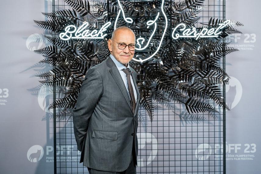 Tallinn Black Nights awarded Andrei Konchalovsky with the Lifetime Achievement Award