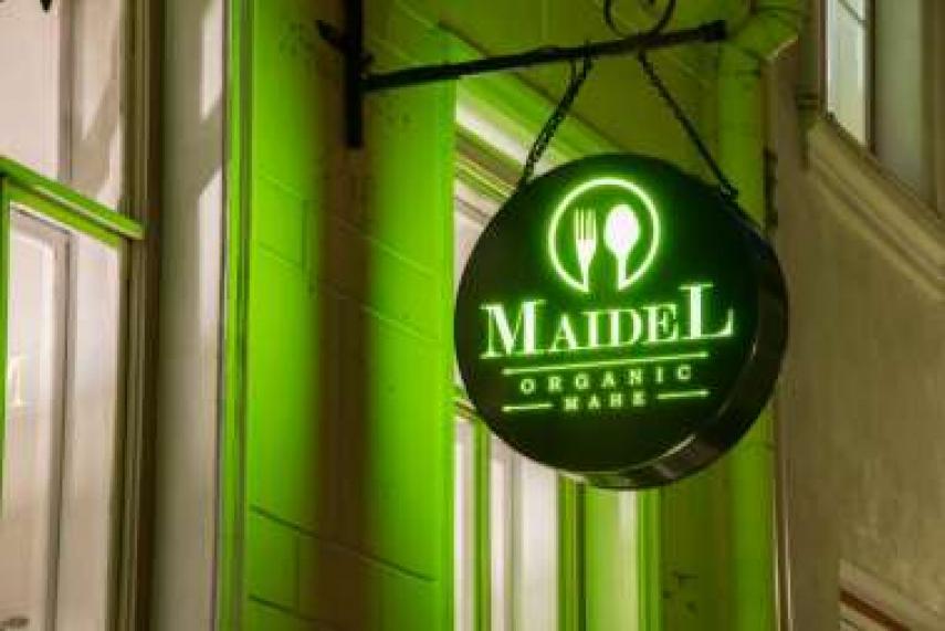 Most organic restaurant in Tallinn now open