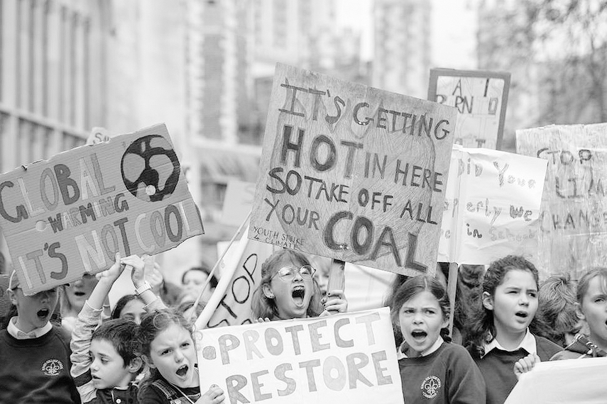 Are the climate kids right?